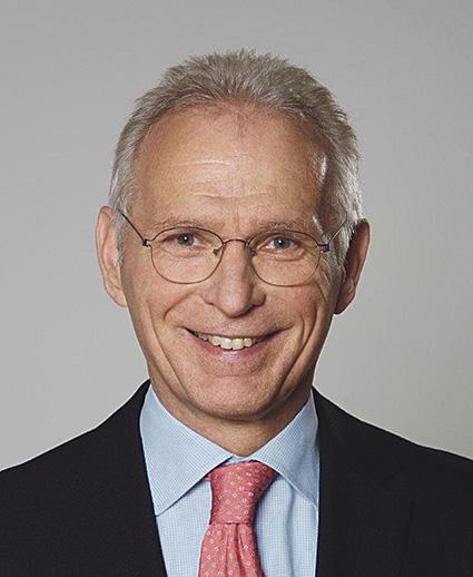 Michael Beckereit, Vizepräsident des Verbandes kommunaler Unternehmen (VKU)
