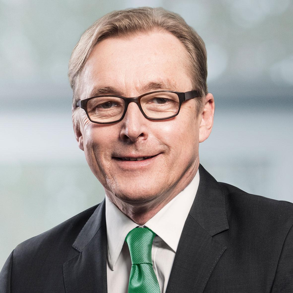 Porträt: Wolfgang Orgeldinger