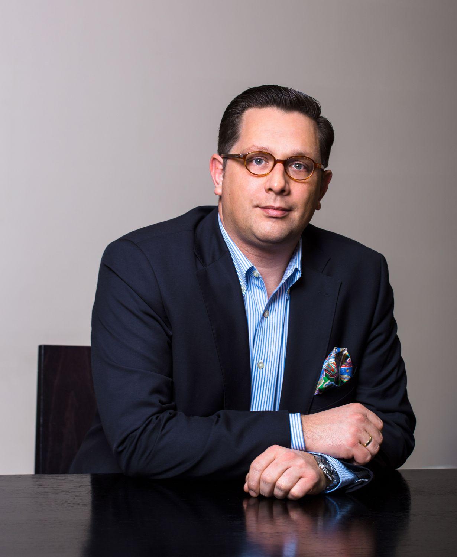 Porträt: Matthias Frühauf, Regional Vice President für Deutschland bei Veeam Software