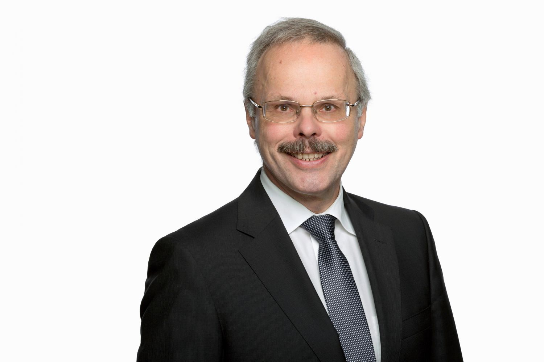 Otto Schaaf, Präsident der Deutschen Vereinigung für Wasserwirtschaft, Abwasser und Abfall (DWA)